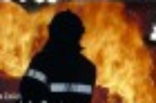 Article : Coup de coeur aux combattans des flammes
