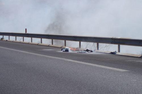 Article : Nos routes nous tuent, nos policiers s'en foutent