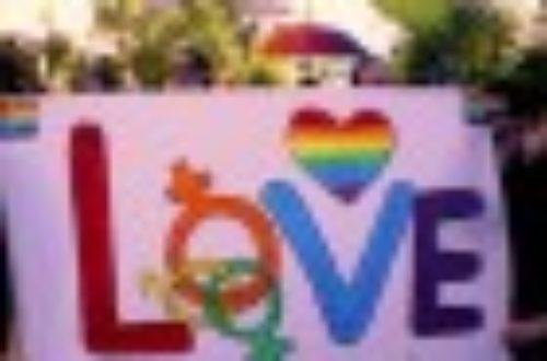 Article : L'homosexualité? Parlons-en!