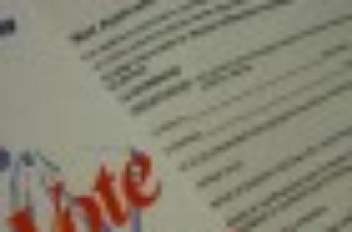Article : Elections législatives: Ce que vous devez savoir