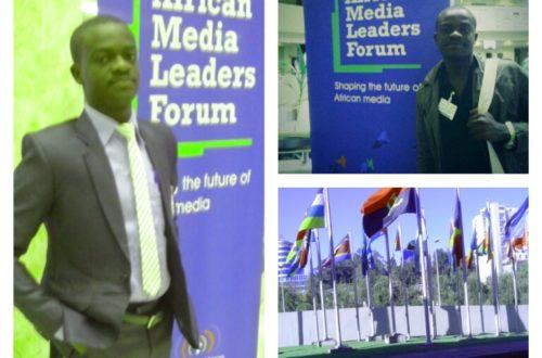 Article : Le Bruit du Silence à l'African Media Leaders Forum